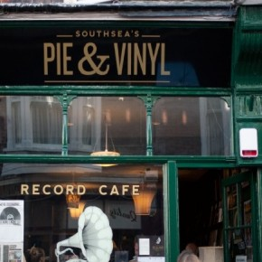Pie & Vinyl, Portsmouth