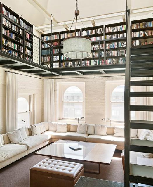 greenwich penthouse