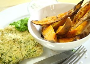 Healthy Fish & Chips