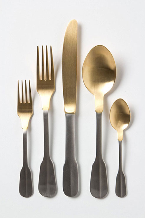 Anthropologie Cutlery