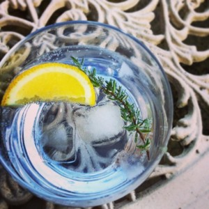 Gin and Thyme