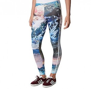 Adidas Mountain Clash Leggings - make my heart beat faster