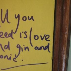 A World Gin Day blog post