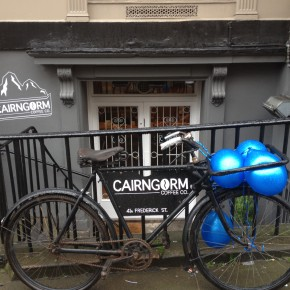 Cairngorm Coffee, Edinburgh