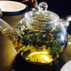Raw vegan afternoon tea at La Suite West